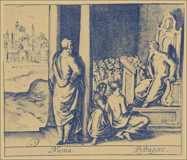 Pythagoras-Philosoph